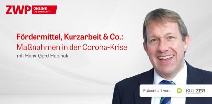 Fördermittel, Kurzarbeit & Co. – Maßnahmen in der Corona-Krise