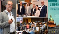 Leipziger Forum: Rekordbeteiligung und breites Themenspektrum