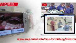 Live-OPs zum EUROSYMPOSIUM mit hoher Reichweite im Netz