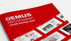 ONLINE 2020 – OEMUS MEDIA AG mit neuem Mediadatenkonzept
