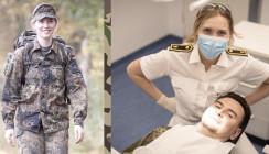 Als ZFA bei der Bundeswehr: Voller Einsatz für die Truppe
