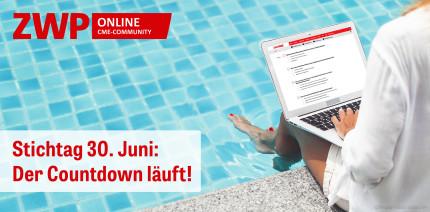 CME-Countdown bis zum 30. Juni: Jetzt noch fix online punkten!