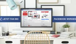 Gefällt mir! ZWP online auf Facebook