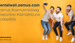 #getonthewall @ dentalwall.oemus.com