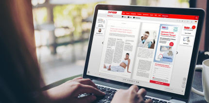 Lesereport 2018: Digitales Lesen hängt Print ab