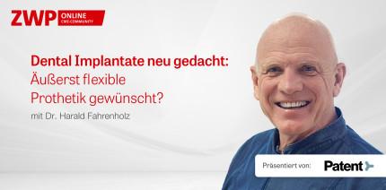 "Web-Tutorial ""Dental Implantate neu gedacht"""