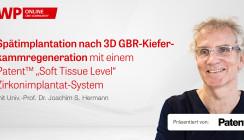 "Live-OP zum ""Patent™ Dental Implant System"" im Archiv"