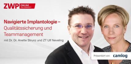 """CAMLOG-OP zum Thema """"Navigierte Implantologie"""""""