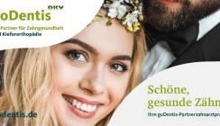 Hochzeitsmagazin von goDentis: KFO-Praxis als Weddingplaner