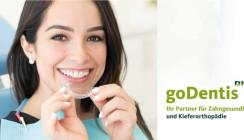 goDentis: Gerade Zähne, aber sicher