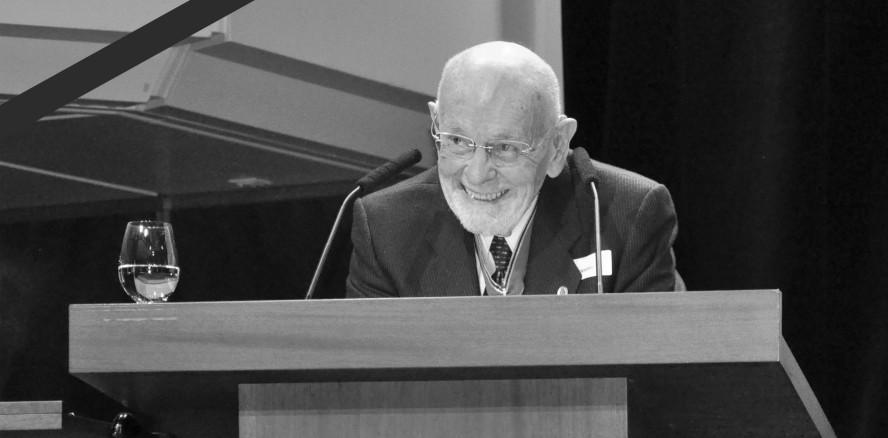 Zahntechnikermeister Klaus Kanter im Alter von 97 Jahren verstorben