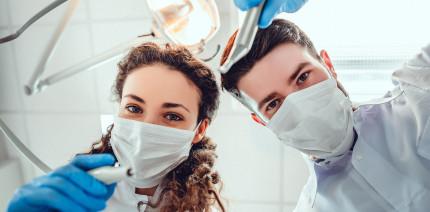 """2021 Best Jobs"" – Zahnarztberuf unter den Top 10"
