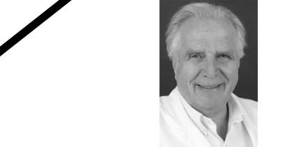 Trauer um em. o. Univ.-Prof. Dr. Hans-Peter Bantleon