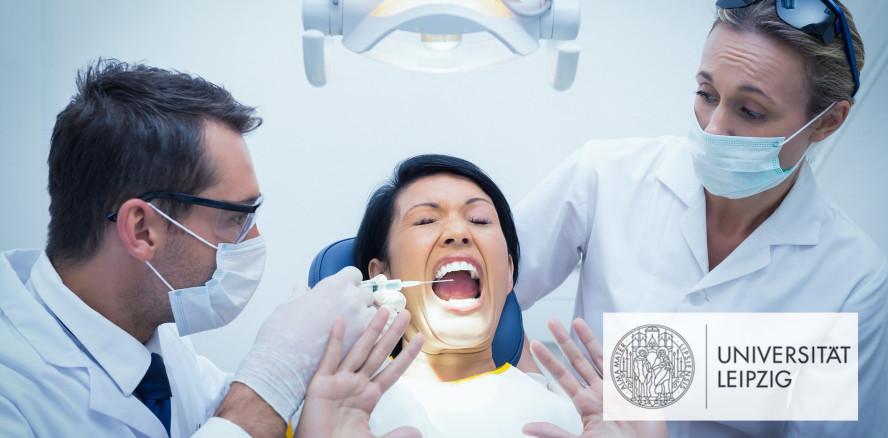 Dentalphobie: Uni Leipzig will Angst-Management lehren