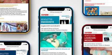 Fachlich up to date: Spezialisten-Newsletter Endodontie