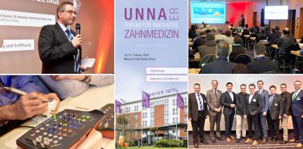 Klassiker neu gestaltet: Unnaer Forum für Innovative Zahnmedizin