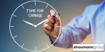 Straumann kündigt Veränderungen in der Unternehmensführung an