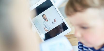 Videosprechstunden bei Medizinern boomen