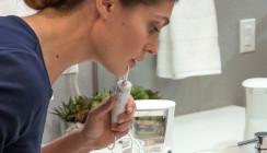 Mundhygiene: Mundduschen optimieren das Biofilmmanagement