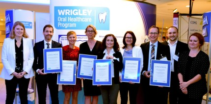 Wrigley Prophylaxe Preis zum 24. Mal verliehen