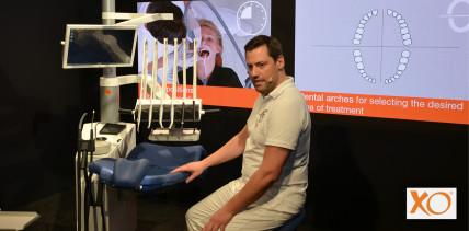 XO CARE glänzt mit ergonomischen Behandlungseinheiten