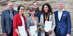 Junge Wissenschaft in Halle (Saale): Young Scientists in Dentistry 2019