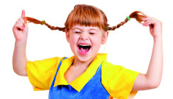 Positiv denken: Einmal wie Pippi Langstrumpf sein!
