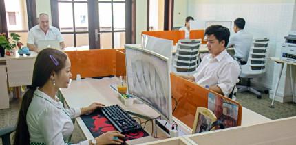 Von Deutschland nach Vietnam – 3D-Designlabor in Asien