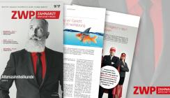 Jetzt online: Aktuelle Ausgabe der ZWP Zahnarzt Wirtschaft Praxis