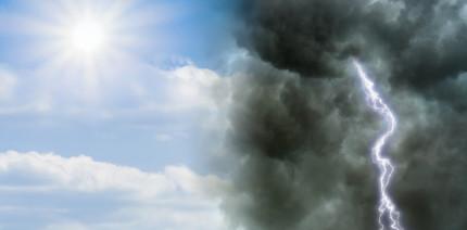 Abszesse im Mund und Gesicht: Spielt das Wetter eine Rolle?