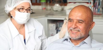 Ältere Patienten sind zufriedener mit ihren Zahnärzten