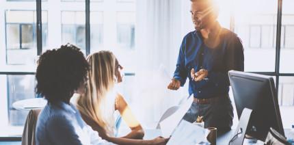 Die vier Stufen der Mitarbeiterentwicklung
