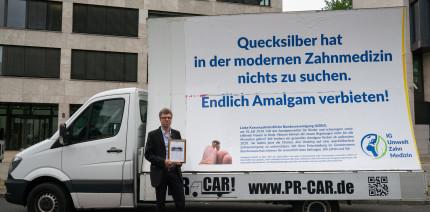 Gesundheitsschützer fordern zum Verzicht von Amalgam auf