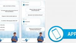 Parodontitis-Selbsttest per App