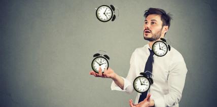 Die Hälfte der Angestellten wünscht sich flexiblere Arbeitszeiten