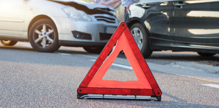 Wegunfälle: Montag ist der gefährlichste Wochentag