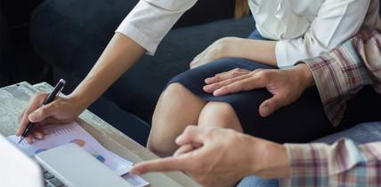 Immer mehr Frauen klagen über sexuelle Belästigung am Arbeitsplatz