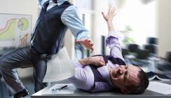 Jeder Fünfte von Gewalt am Arbeitsplatz betroffen