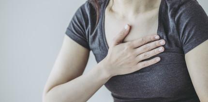 Atembeschwerden: Was hat Parodontitis damit zu tun?