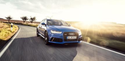 Limitiert: Audi RS 6 Avant performance Nogaro Edition