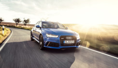 Limitiert: Audi RS 6 Avant performance Nogaro Edition