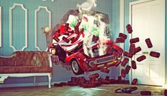 Wenn man mal schnell zum Zahnarzt muss – Auto fliegt in Praxis