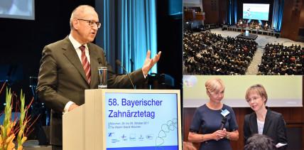 Erfolgreicher 58. Bayerischer Zahnärztetag in München