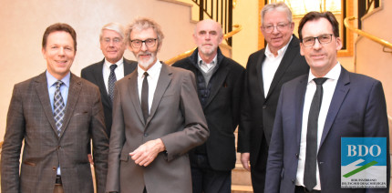 Mehr als 440 Teilnehmer in Berlin: 35. BDO-Jahrestagung