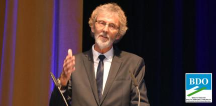 Dr. Dr. Wolfang Jakobs einstimmig als Vorsitzender des BDO bestätigt