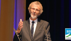 Dr. Dr. Wolfgang Jakobs einstimmig als Vorsitzender des BDO bestätigt