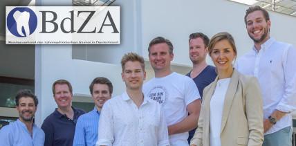 Frischer Wind: Maximilian Voß ist neuer Vorstand des BdZA