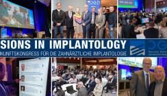 2. Zukunftskongress für die zahnärztliche Implantologie