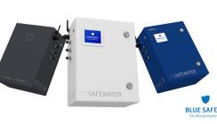 Zentrale Anlage zur rechtssicheren Wasserhygiene in der Praxis