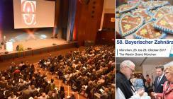58. Bayerischer Zahnärztetag: Prothetik ist mehr als Zahnersatz